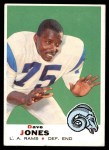 1969 Topps #238  Deacon  Jones  Front Thumbnail