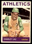 1964 Topps #229  Charley Lau  Front Thumbnail
