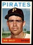 1964 Topps #91  Bob Bailey  Front Thumbnail