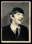 1964 Topps Beatles Black and White #159  Ringo Starr  Front Thumbnail