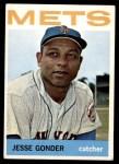 1964 Topps #457  Jesse Gonder  Front Thumbnail