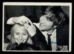 1964 Topps Beatles Black and White #85  John Lennon  Front Thumbnail