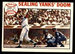1964 Topps #139   1963 World Series - Game #4 - Sealing Yanks' Doom - Frank Howard Front Thumbnail
