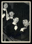 1964 Topps Beatles Black and White #112  Ringo Starr  Front Thumbnail