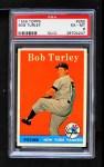 1958 Topps #255  Bob Turley  Front Thumbnail