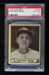 1940 Play Ball #130  Clyde Milan  Front Thumbnail