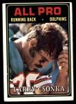 1974 Topps #131   -  Larry Csonka All-Pro Front Thumbnail