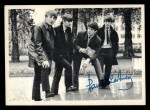 1964 Topps Beatles Black and White #21  Paul McCartney  Front Thumbnail