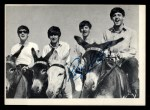 1964 Topps Beatles Black and White #8  Ringo Starr  Front Thumbnail