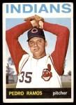 1964 Topps #562  Pedro Ramos  Front Thumbnail