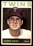 1964 Topps #223  George Banks  Front Thumbnail