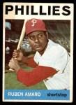 1964 Topps #432  Ruben Amaro  Front Thumbnail