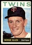 1964 Topps #455  Bernie Allen  Front Thumbnail