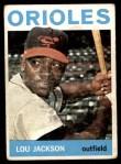 1964 Topps #511  Lou Jackson  Front Thumbnail