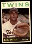 1964 Topps #90  Earl Battey  Front Thumbnail