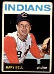 1964 Topps #234  Gary Bell  Front Thumbnail