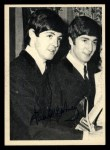 1964 Topps Beatles Black and White #120  Paul McCartney  Front Thumbnail