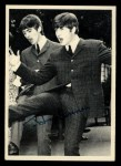 1964 Topps Beatles Black and White #128  John Lennon  Front Thumbnail