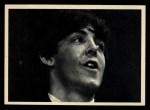 1964 Topps Beatles Black and White #119  Paul McCartney  Front Thumbnail