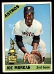 1966 Topps #195  Joe Morgan  Front Thumbnail