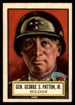 1952 Topps Look 'N See #39  General George Patton  Front Thumbnail