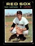 1971 Topps #557  Tom Satriano  Front Thumbnail