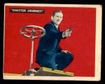 1950 Topps Hopalong Cassidy #223   treacherous shot Front Thumbnail