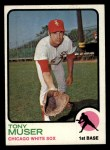 1973 Topps #238  Tony Muser  Front Thumbnail