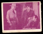 1950 Topps Hopalong Cassidy #170   New suspect Front Thumbnail