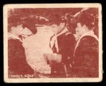 1950 Topps Hopalong Cassidy #161   False signature Front Thumbnail