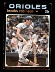 1971 Topps #300  Brooks Robinson  Front Thumbnail