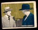 1950 Topps Hopalong Cassidy #229   Caught Front Thumbnail