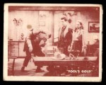 1950 Topps Hopalong Cassidy #153   Knocked out Front Thumbnail