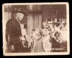 1950 Topps Hopalong Cassidy #34   Hoppy teaches Front Thumbnail