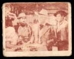 1950 Topps Hopalong Cassidy #146   Rough treatment Front Thumbnail