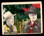 1950 Topps Hopalong Cassidy #188   Strange friends Front Thumbnail