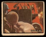 1950 Topps Freedoms War #30   Rushed by Reds   Front Thumbnail