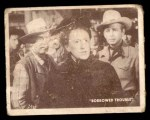 1950 Topps Hopalong Cassidy #30   The threat Front Thumbnail