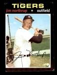 1971 Topps #265 xBLOB Jim Northrup  Front Thumbnail