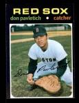 1971 Topps #409  Don Pavletich  Front Thumbnail