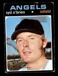 1971 Topps #561  Syd O'Brien  Front Thumbnail