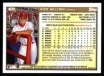 1999 Topps #267  Rick Helling  Back Thumbnail