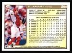 1999 Topps #358  Eli Marrero  Back Thumbnail