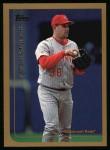 1999 Topps #388  Pete Harnisch  Front Thumbnail