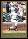 1999 Topps #406  Lance Johnson  Front Thumbnail