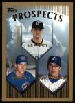 1999 Topps #437  A.J. Burnett  Front Thumbnail