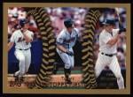 1999 Topps #451  John Olerud / Jim Thome / Tino Martinez  Front Thumbnail