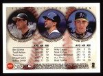 1999 Topps #457   -  Travis Lee / Todd Helton / Ben Grieve All- Rookies Back Thumbnail