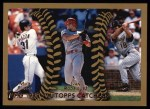 1999 Topps #459   -  Mike Piazza / Ivan Rodriguez / Jason Kendall All- C Front Thumbnail