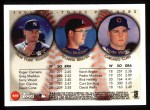 1999 Topps #460   -  Greg Maddux / Roger Clemens / Kerry Wood All- P Back Thumbnail